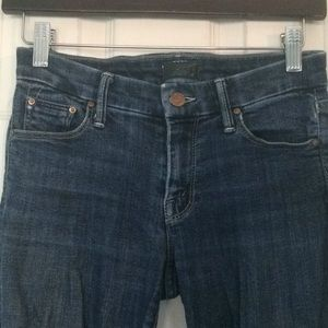 Mother skinny jeans size 26